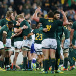 Springboks – All Blacks