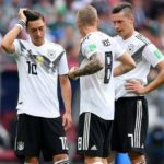 Mesut Ozil and Toni Kroos
