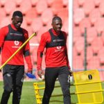 Orlando Pirates duo