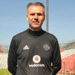 Orlando Pirates striker coach Stephane Adam