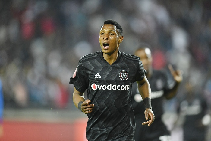 Pule gets Pirates jersey 10 for Caf CL