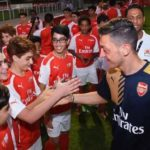 SA youngster pens Arsenal contract