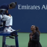 Watch: Serena's US Open umpire outburst