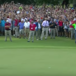 Watch: Tiger highlights (Round 4)
