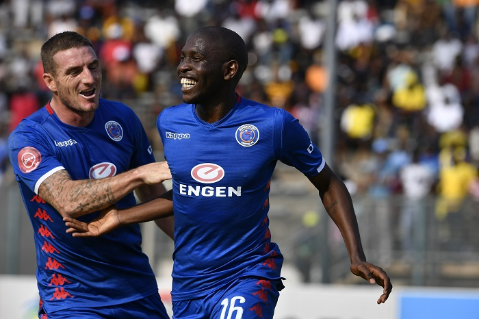 SuperSport thump Leopards