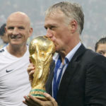 Didier Deschamps, coach of France.