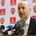 New AC Milan CEO South African Ivan GazidisNew AC Milan CEO South African Ivan Gazidis