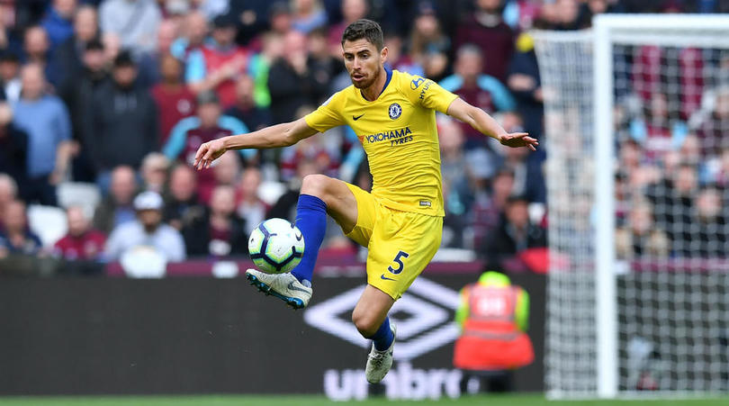 Jorginho happy at Chelsea and not eyeing Juventus move - agent
