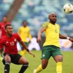 Bafana held by Libya as Egypt thrash Niger