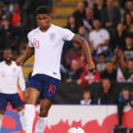 Southgate: Rashford developing quicker than Ronaldo did