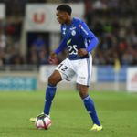 Saffas: Mothiba nets first goal for Strasbourg