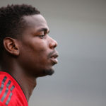 Manchester United playmaker Paul Pogba