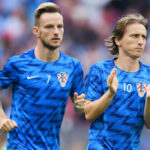 Luka Modric and Ivan Rakitic.