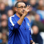 Sarri: Maybe in a year Chelsea will be at Liverpool's level