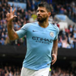 Aguero signs City contract extension until 2021