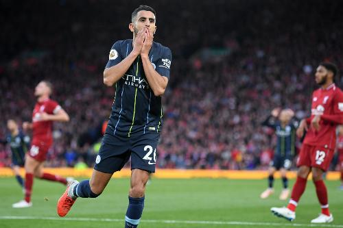 Mahrez misses late penalty as title favourites cancel each other