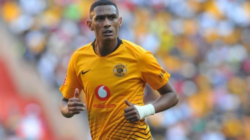 Marion Booysen of Kaizer Chiefs