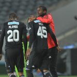 Orlando Pirates duo Xola Mlambo and Vincent Pule