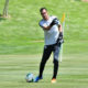 Andre Arendse goalkeeper coach of South Africa