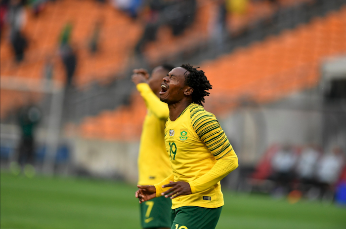 Bafana Bafana held by Seychelles