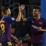 Barcelona ease past Inter