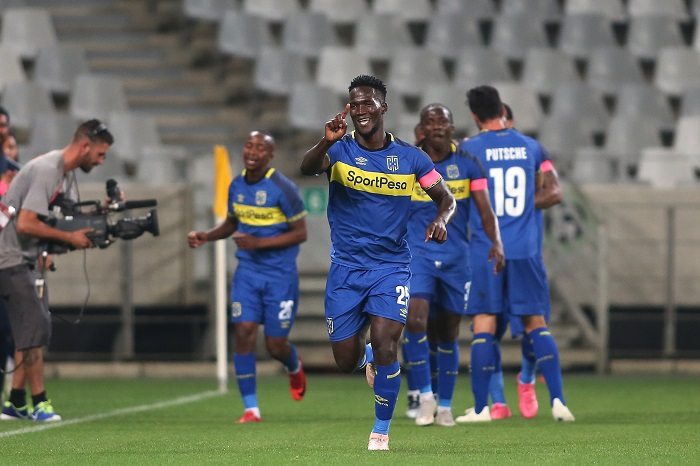 Cape Town City ease past AmaZulu