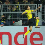 Dortmund thump Atletico