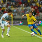 Argentina undone by late Brazil strike