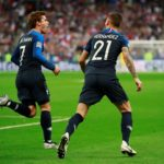 Griezmann piles misery on Germany
