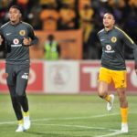 Kaizer Chiefs duo Mario Booysen and Ryan Moon