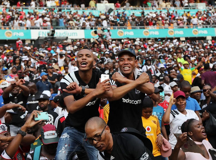 Kaizer Chiefs vs Orlando Pirates Soweto Derby