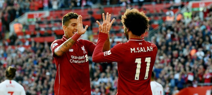 Liverpool set PL record