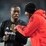 Ben Motshwari of Orlando Pirates
