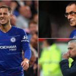 Hazard better under Sarri than he was with Mourinho