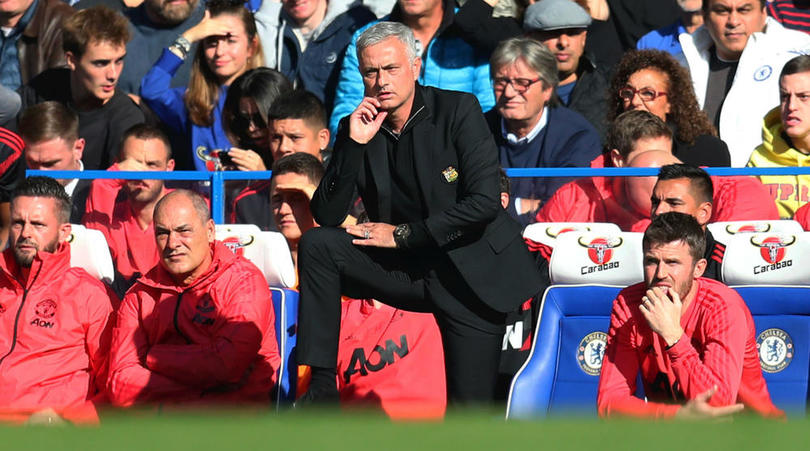 Mourinho: Chelsea draw an 'awful' result for excellent United