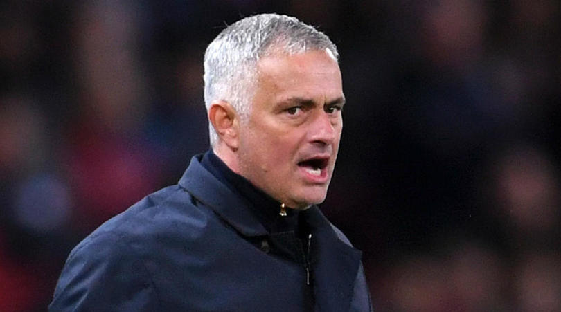 Mourinho charged for post-match comments by FA