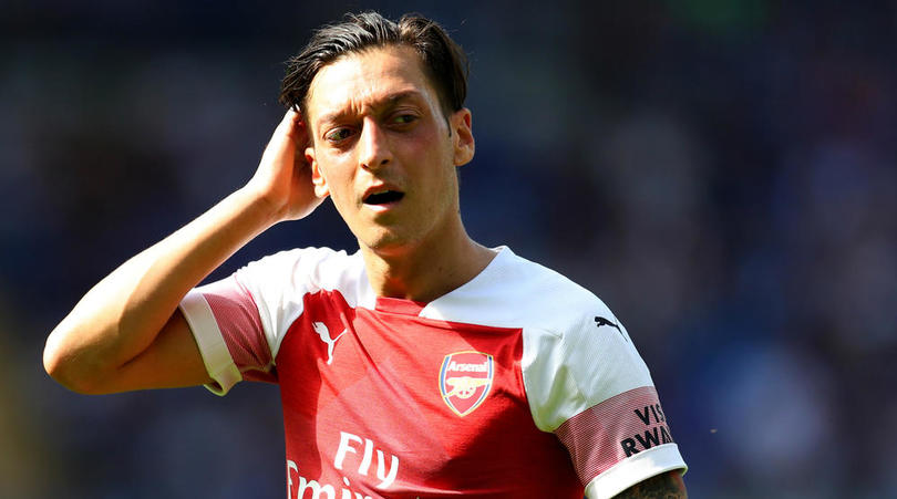 Ozil is the most creative player in Europe