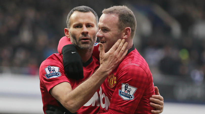 Rooney: Five of us controlled United dressing room