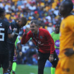 Milutin Sredojevic coach of Orlando Pirates during the Absa Premiership match between Orlando Pirates and Kaizer Chiefs on the 27 October 2018 at FNB Stadium, Soweto / Pic