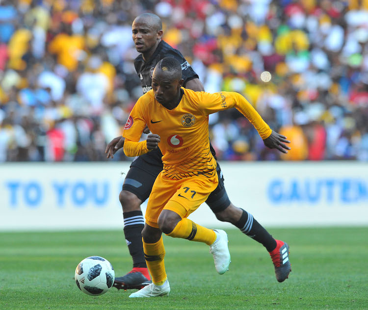 Xola Mlambo challenges Khama Billiat