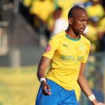 Tiyani Mabunda of Mamelodi Sundowns