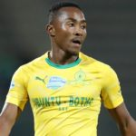 Lebohang Maboe of Mamelodi Sundowns