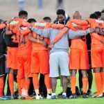 Polokwane City players and technical team