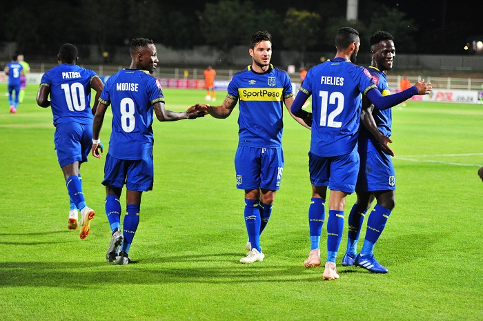 CT City defeat Polokwane City