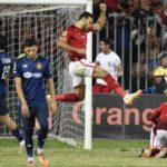 Al Ahly take commanding lead into final second leg