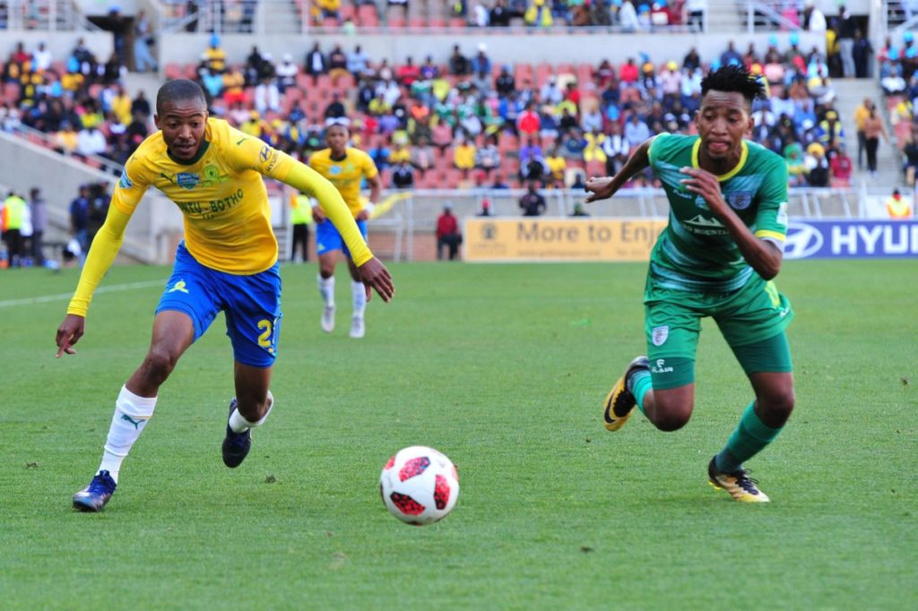 Baroka upset Sundowns in TKO quarters