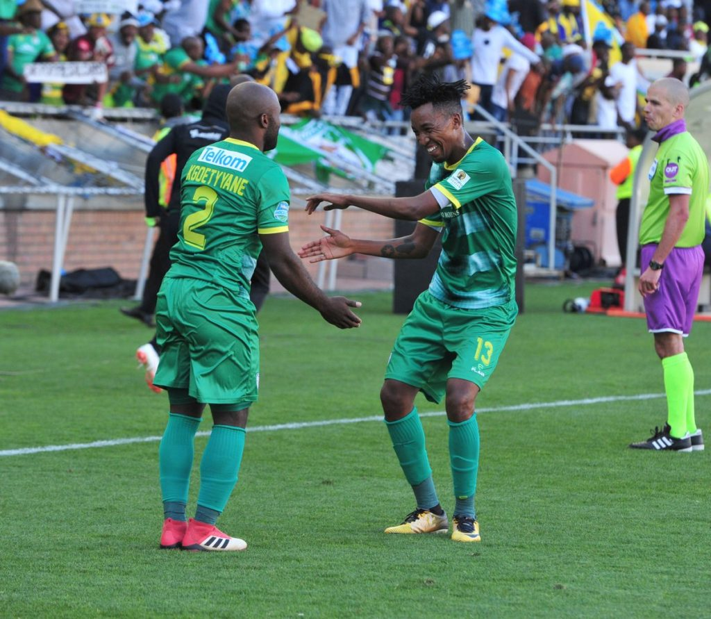 Highlights: Baroka eliminate Sundowns in TKO