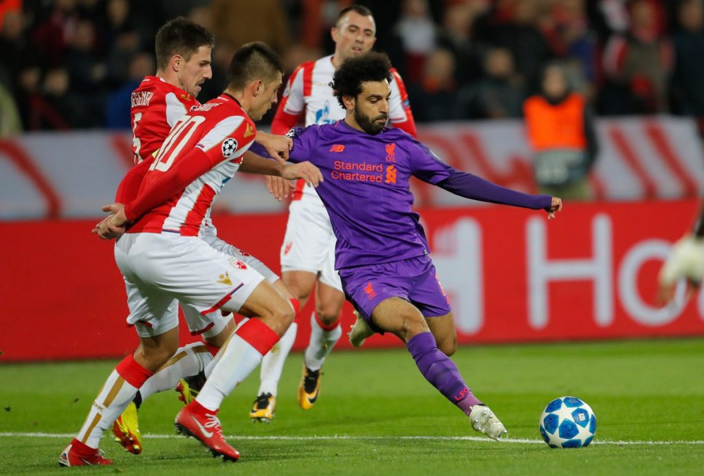 Red Star stun Liverpool in Belgrade