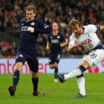 Kane keeps Spurs' UCL hopes alive