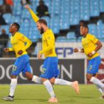 Brockie breaks goaldrought in Sundowns win